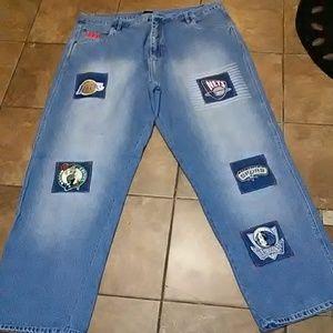 Men's NBA Jeans